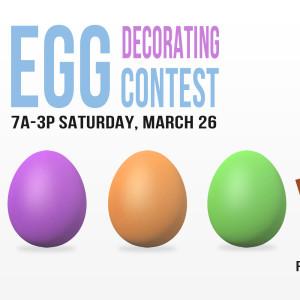 ZEGGZ Egg decorating contest